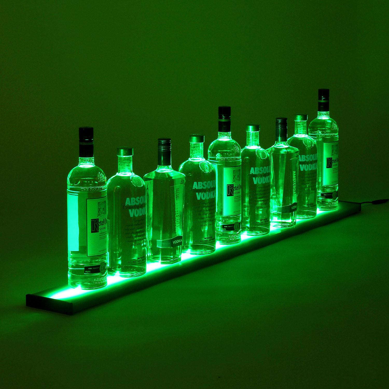 LED Liquor Shelf // 4 Feet - Vipply - Touch of Modern
