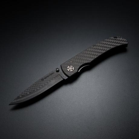 Gentlemen's Carry Knife (Carbon Fiber Blade)