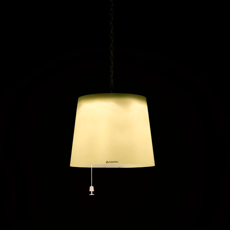 Monroe No.1 // Hanging Lamp