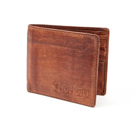Bi-Fold Wallet // Tan