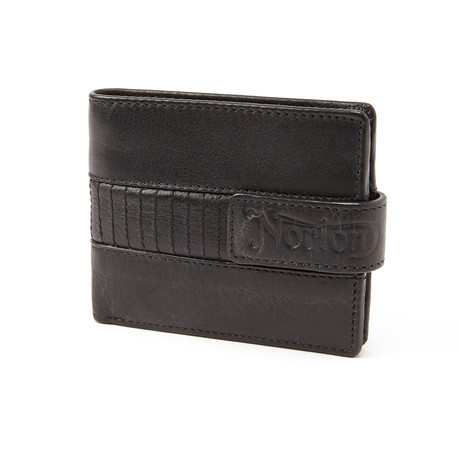Tab Wallet // Black