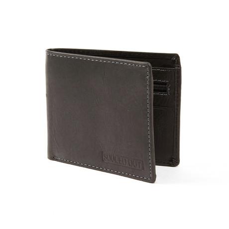 Souled Out // Duke Wallet // Black