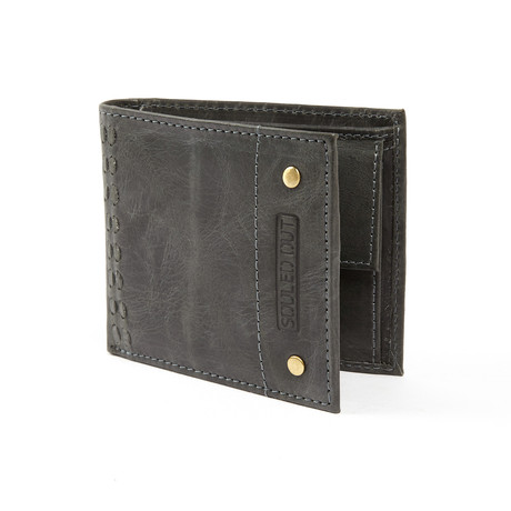 Souled Out // Earl Wallet // Black