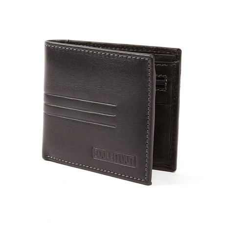 Souled Out // Koning Wallet // Black