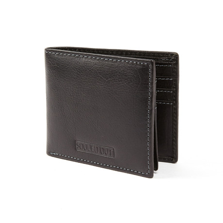 Souled Out // Marquess Wallet // Black