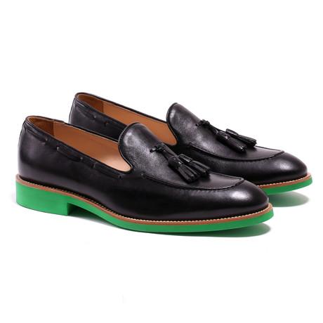 Leegloper // Black + Green