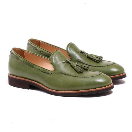 Leegloper // Green + Brown