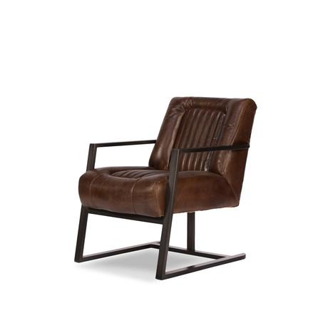 Hoffbrough Chair // Vintage Cigar