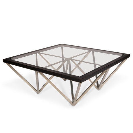The Boone Coffee Table // Oak
