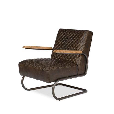 Beverly Hills Arm Chair Java
