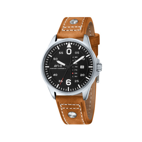 Avi-8 Hawker Harrier II Quartz // AV-4003-02