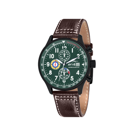 Avi-8 Hawker Hurricane Quartz Chronograph // AV-4011-05