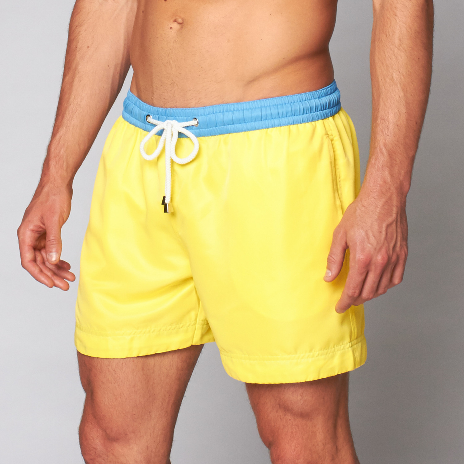 fc3c15bc9f Pacha Yellow Shorts (S) - Thomas Royall - Touch of Modern