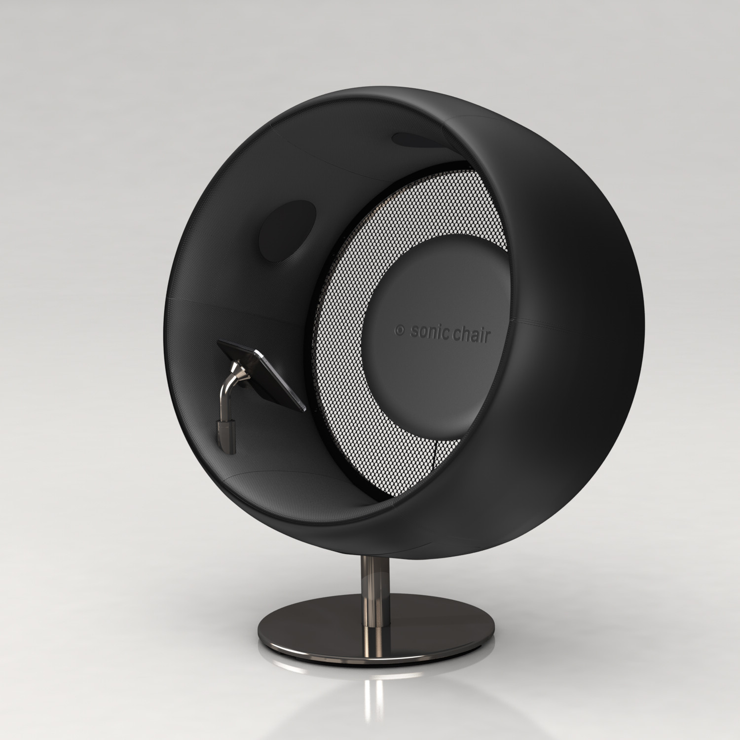 Sonic Chair special edition sonic chair black white sonic chair touch of