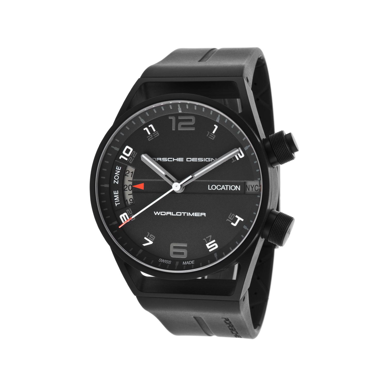 Porsche Design Worldtimer Automatic Gmt 6750 13 44 1180