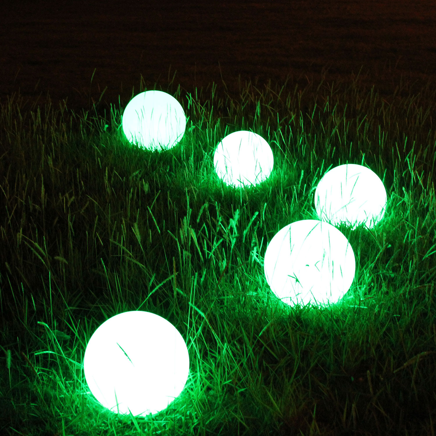 Led Ball Outdoor Light Large