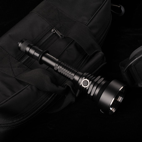 LED Flashlight // T40CS // 788 Lumens