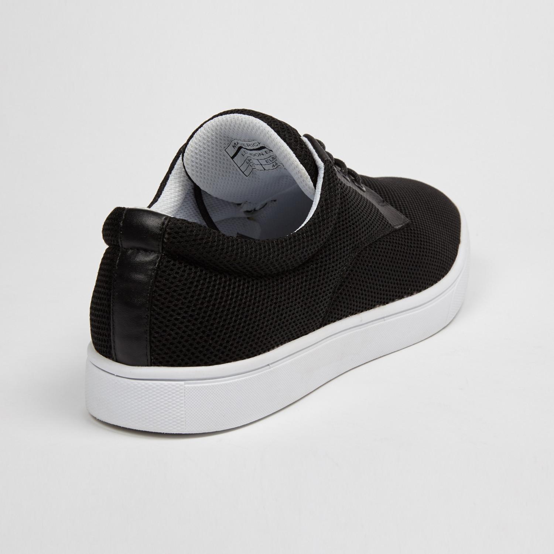 a07becd367c Fused Mesh Shoe // Black (Euro: 41) - Maverick Twists PERMANENT ...