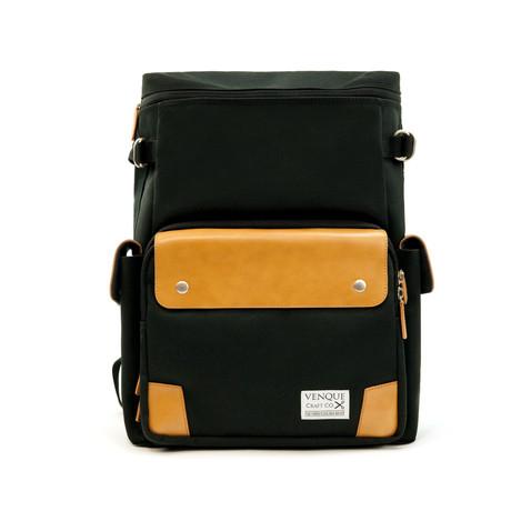 CamPro Camera Backpack // Black