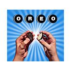 """Oreo (15""""W x 13.5""""H)"""