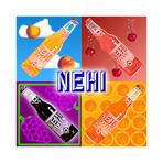 """Nehi (15""""W x 15""""H)"""