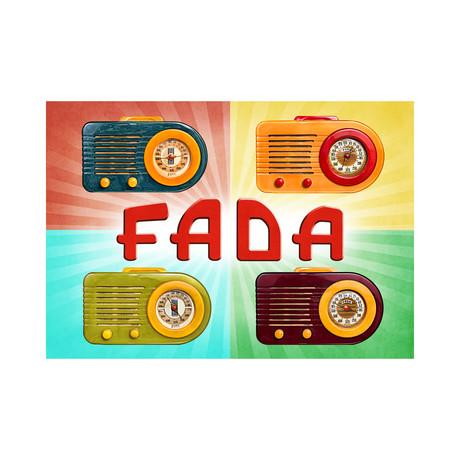 "FADA (15""W x 10.5""H)"