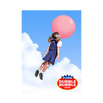 """Dubble Bubble (11""""W x 15""""H)"""