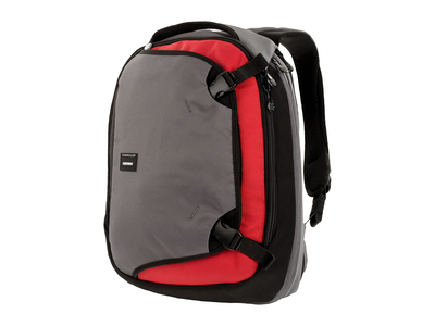 Photo of CLEARANCE: Accessories Curated Accoutrements Laptop Backpack // The Dry Red No 5 by Touch Of Modern