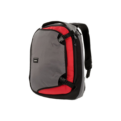 Laptop Backpack // The Dry Red No 5