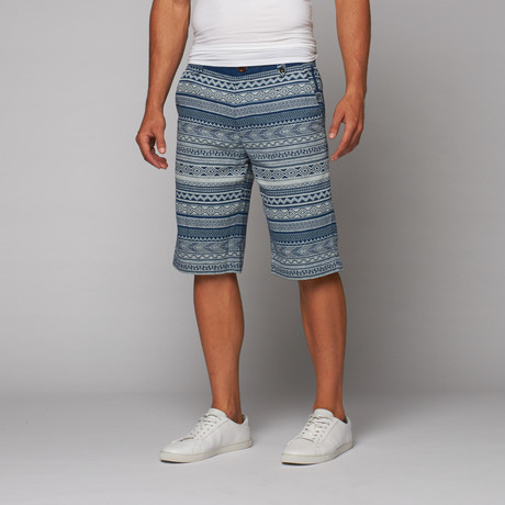 Canyonlake Short // Blue Print (S)