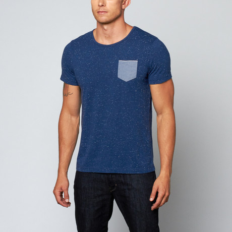 Bluelake Tee // Blue (S)
