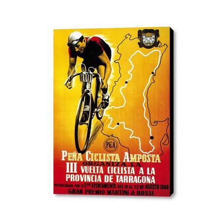 """Peña Ciclista Amposta (20"""" x 16"""")"""