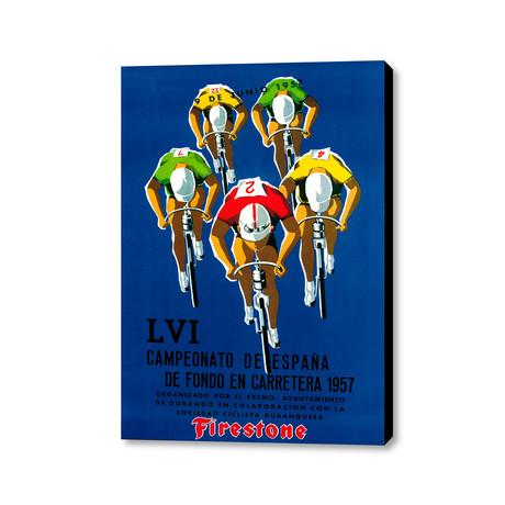 """LVI Campeonato De España (18""""L x 24""""W)"""