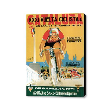 "XXXI Vuelta Ciclista (20"" x 16"")"