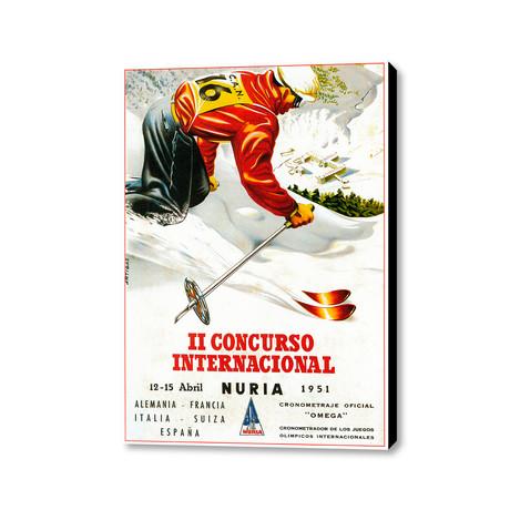 """Il Concurso Internacional (18""""L x 24""""W)"""