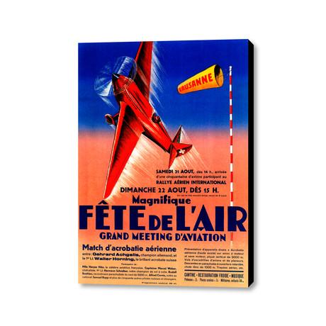 """Magnifique Fete De L'air (18""""L x 24""""W)"""
