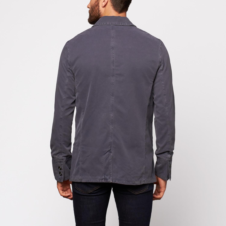 Gramercy Foundry // Vintage Blazer // Indigo (2XL) - Fashion Clearance - Touch of Modern