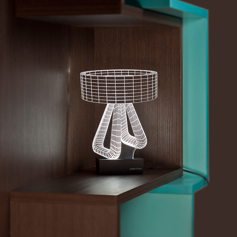 Zinteh Lamp – ASNM