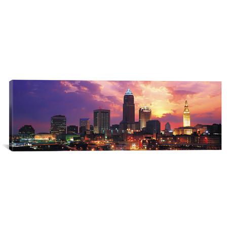 Cleveland Panoramic Skyline