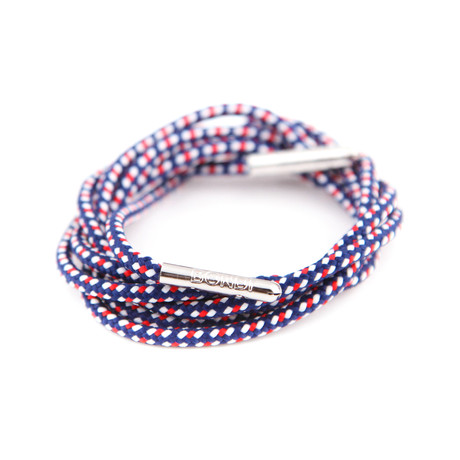 Dress Laces // Union Jack (Silver Tips)