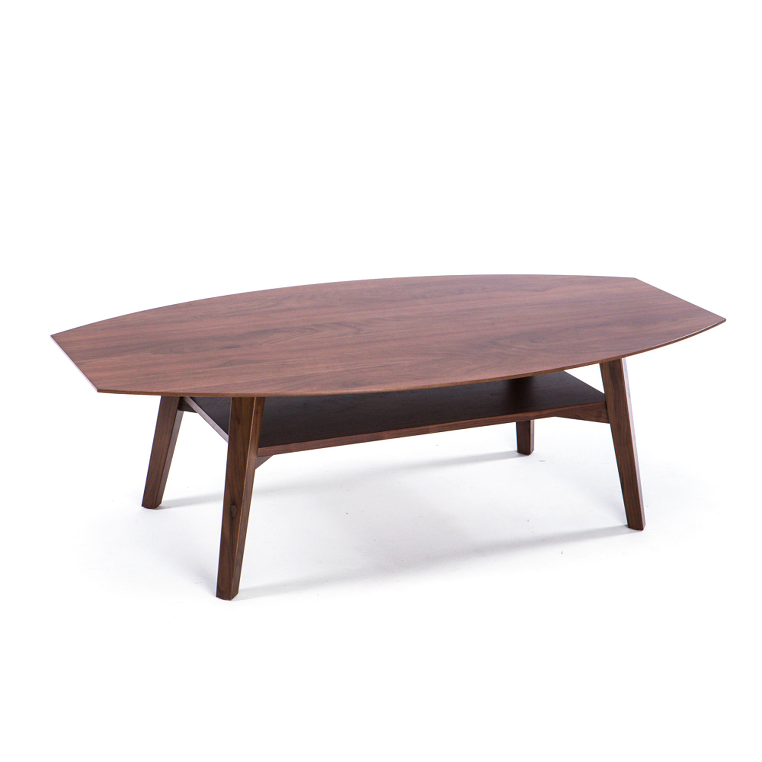 Walnut Coffee Table Walnut Top Furniture Maison Touch Of Modern