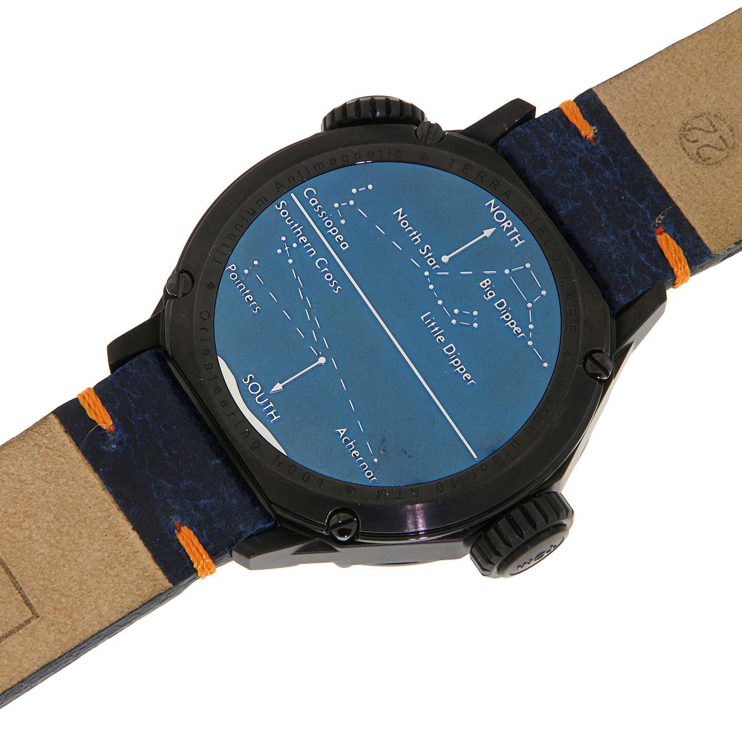 TCM Orienteering BP Automatic TCBPPA TCM Watches Touch - Star map watch