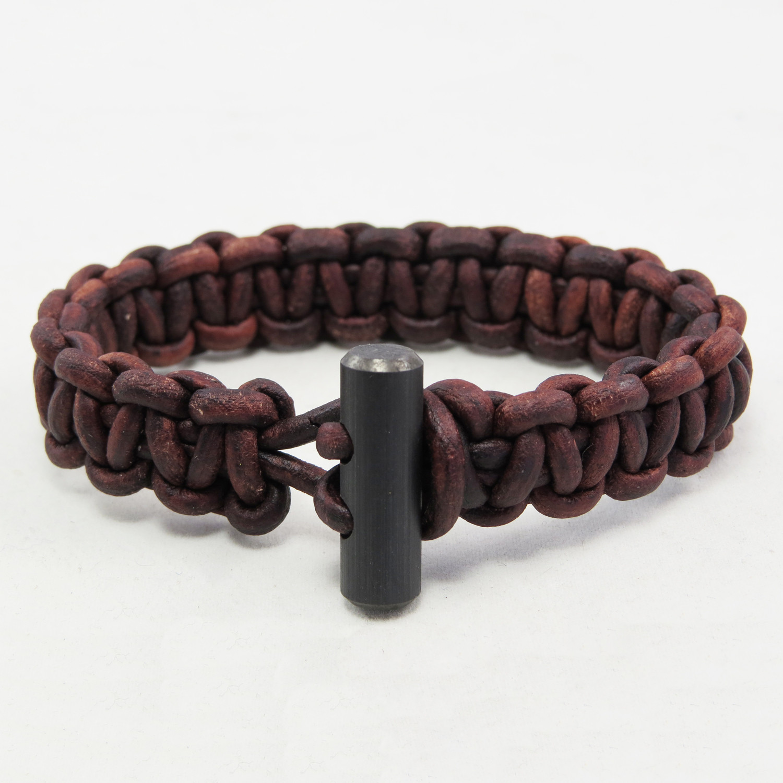 bushcraft bracelet 6 5 quot l small wazoo survival gear