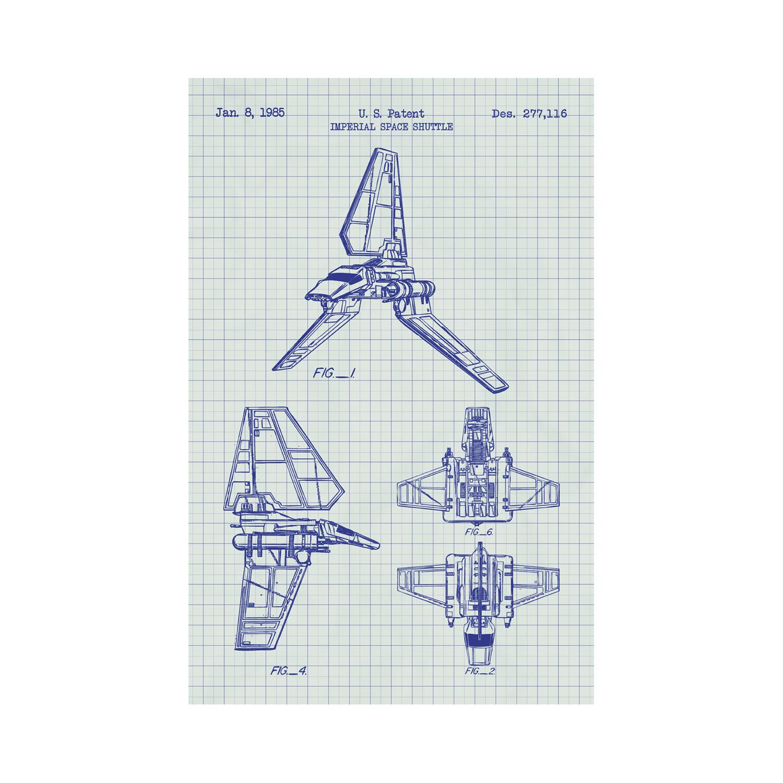 space shuttle grid - photo #34