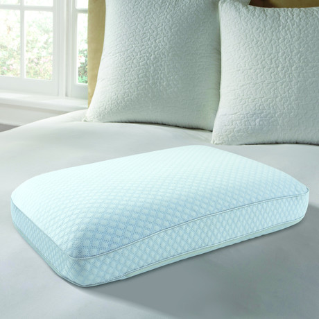 Pure Rest by Rio Home Fashions - Memory Foam + Cooling Sleep - Touch of Modern