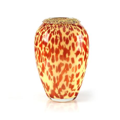 Glass Vase Sculpture // 212981