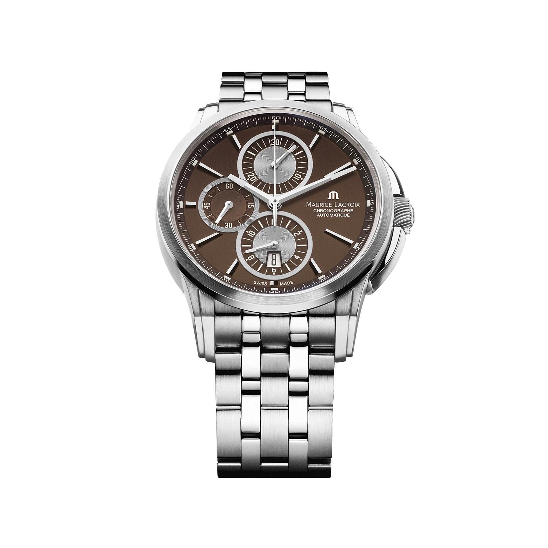 Maurice lacroix pontos chronograph automatic pt6188 for Lacroix jardins 78