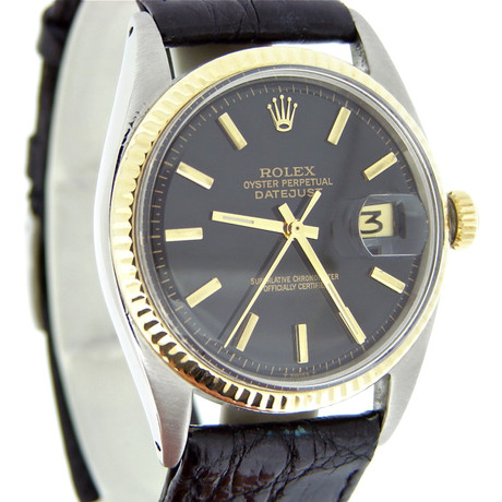 Two-Tone Datejust Automatic // 1601 // 1040821 // c.1960's