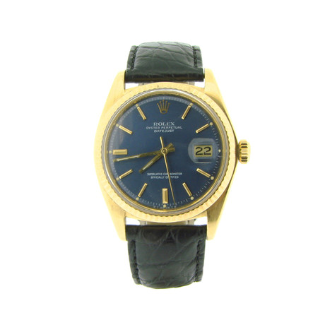 Datejust Automatic // 1601 // // 4149078N c.1960's