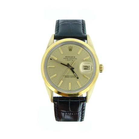 Date Automatic // // 15.505 8.369.310 // c.1980's